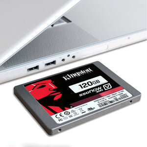 "Kingston 120GB 2.5"" SATA 3 High Speed Solid State Drive SSD SV300S37A - VixBee"