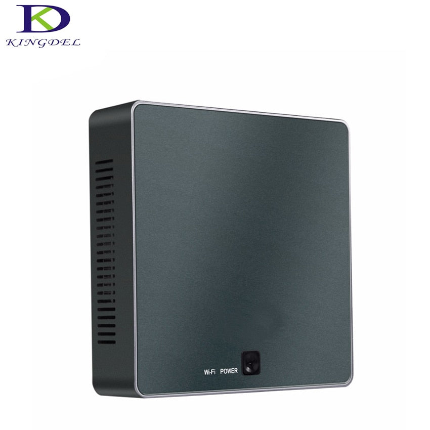Kingdel 8th Gen Intel Quad Core 4K Mini PC - VixBee