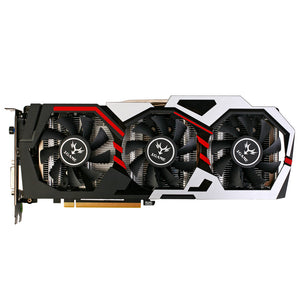 iGame NVIDIA GeForce GTX 1060 6GB GDDR5 VR Ready Video Graphics Card - VixBee