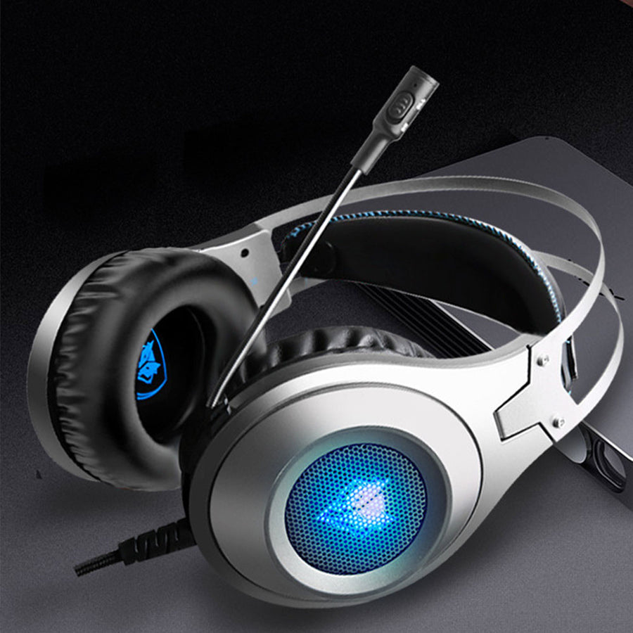 NUBWO Professional Gaming Headset with Microphone - VixBee