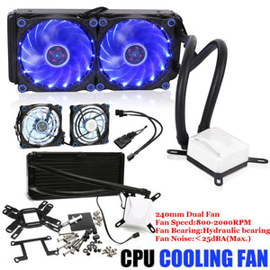 FROSTFLOW Extreme All-In-One Liquid Cooler Accessories Kit - VixBee