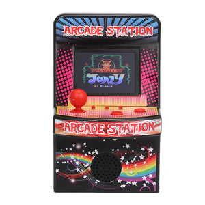 Portable Mini Handheld Arcade Game Console - VixBee