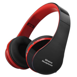 Foldable Bluetooth Wireless Headset - VixBee