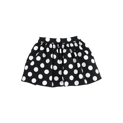 Gonna bimba modello Mikado a pois Monnalisa - Fashion4kids016