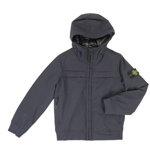 Giubbotto piumino bimbo Stone Island in Softshell - Fashion4kids016