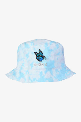 Cloud Butterfly Bucket Hat