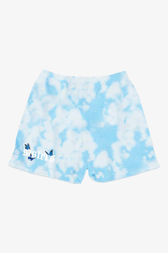 Cloud Butterfly Shorts