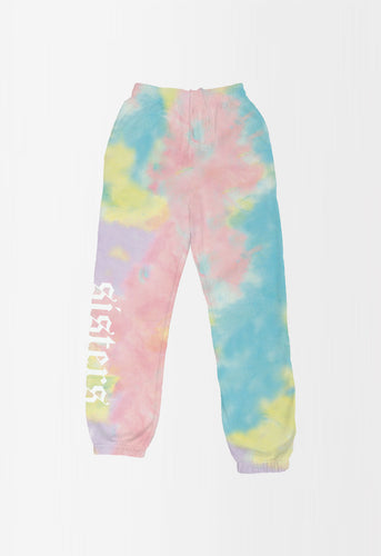 RAINBOW SHERBET SWEATPANTS
