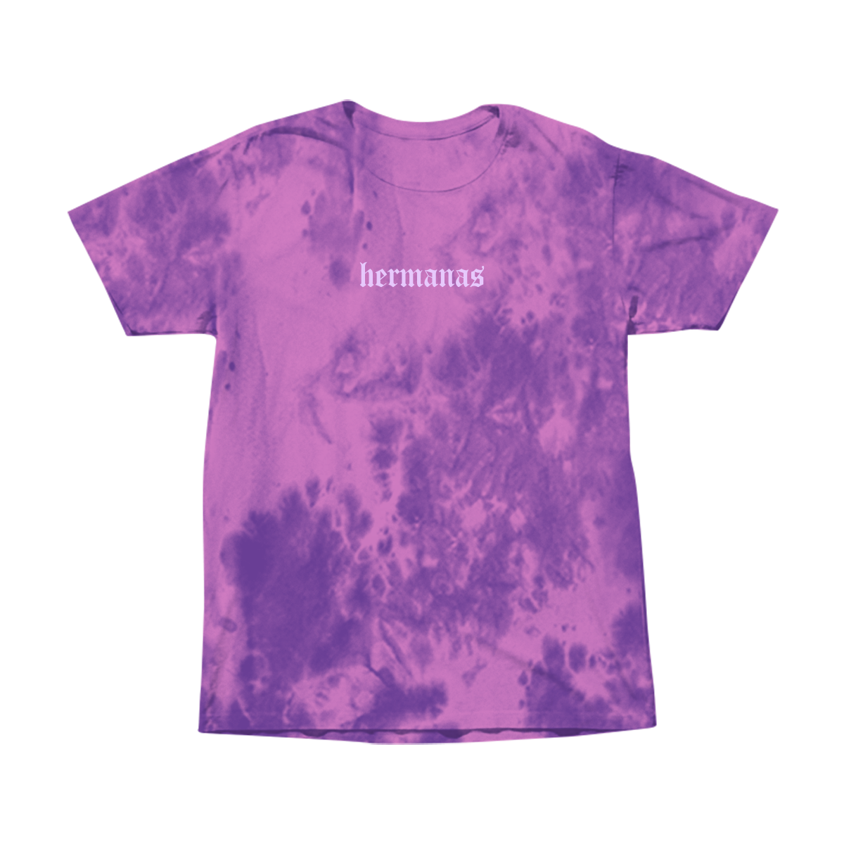 Hermanas Tee Purple