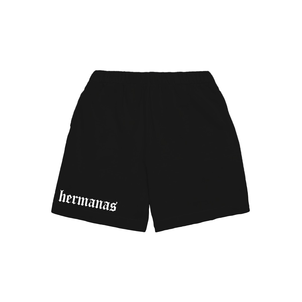 Hermanas Shorts Black