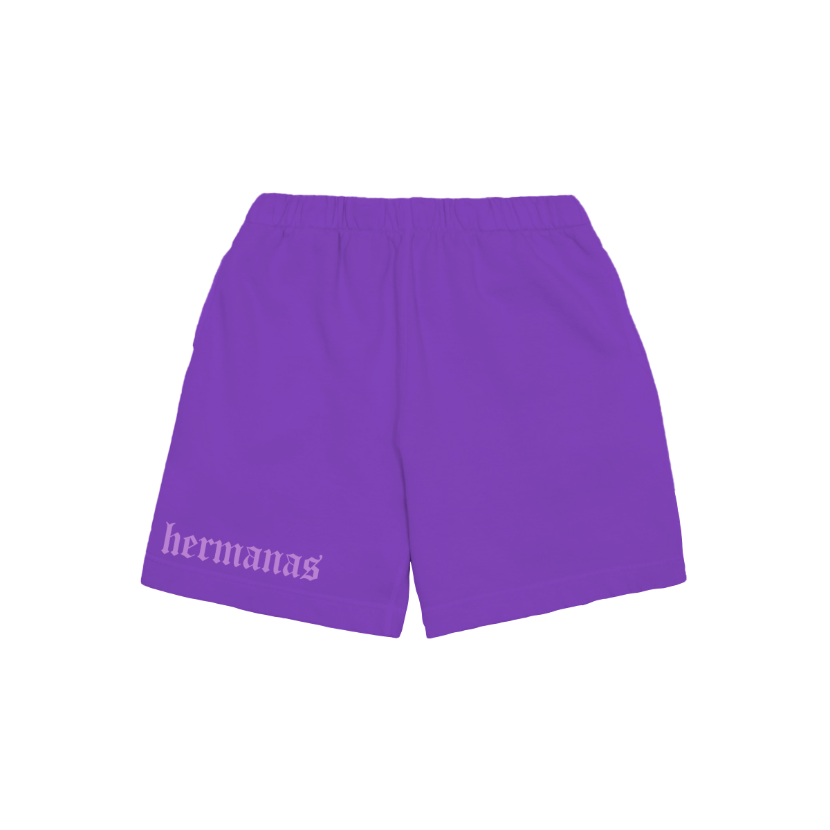 Hermanas Shorts Purple