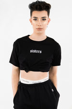 Originals Black Logo T-Shirt