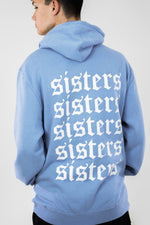 Originals Repeating Light Blue Hoodie