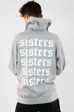 Originals Repeating Heather Grey Hoodie