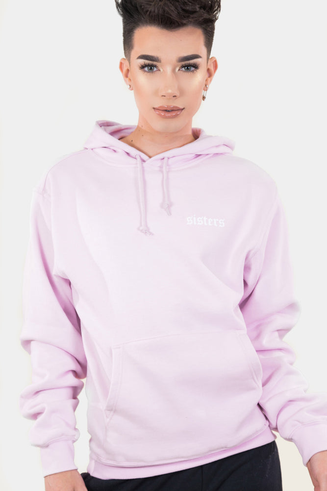 Originals Repeating Light Pink Hoodie