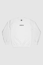 Originals White Logo Crewneck