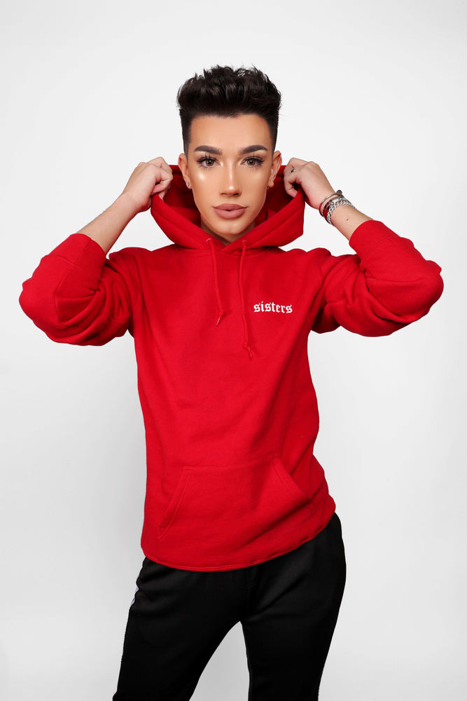 Originals Repeating Red Hoodie