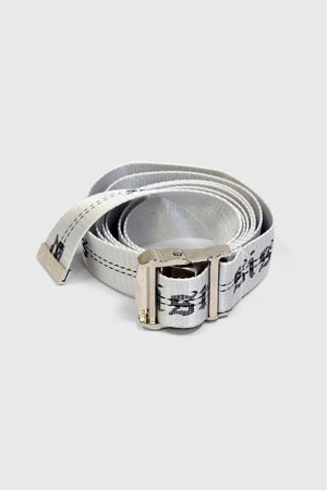 Originals Industrial White Belt