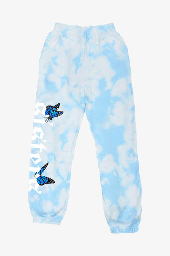 Cloud Butterfly Sweats