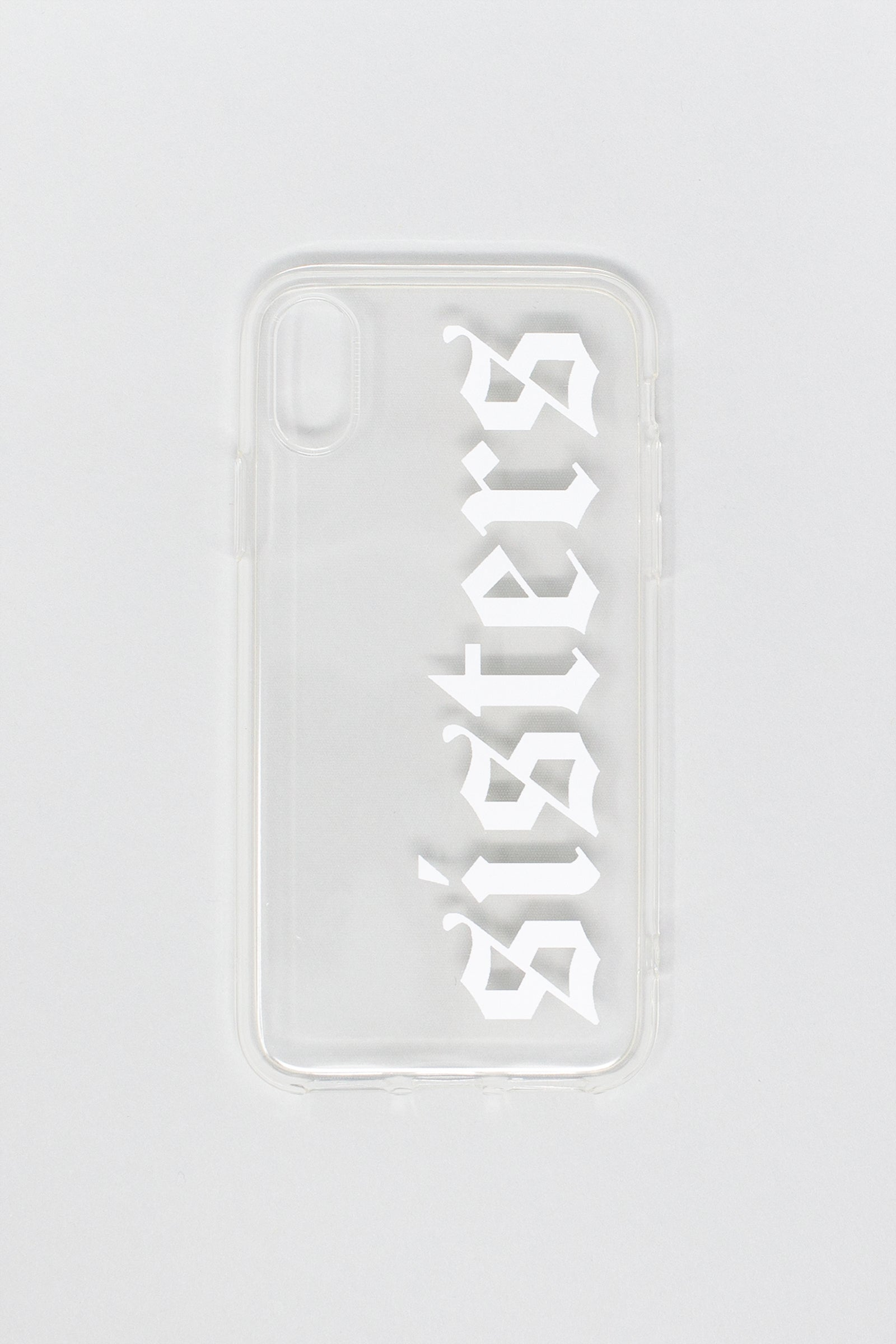 Sisters Original Clear Summer iPhone Case