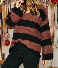 Load image into Gallery viewer, Carley striped sweater