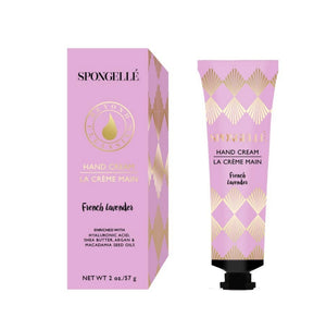 Spongelle Hand Cream French Lavender