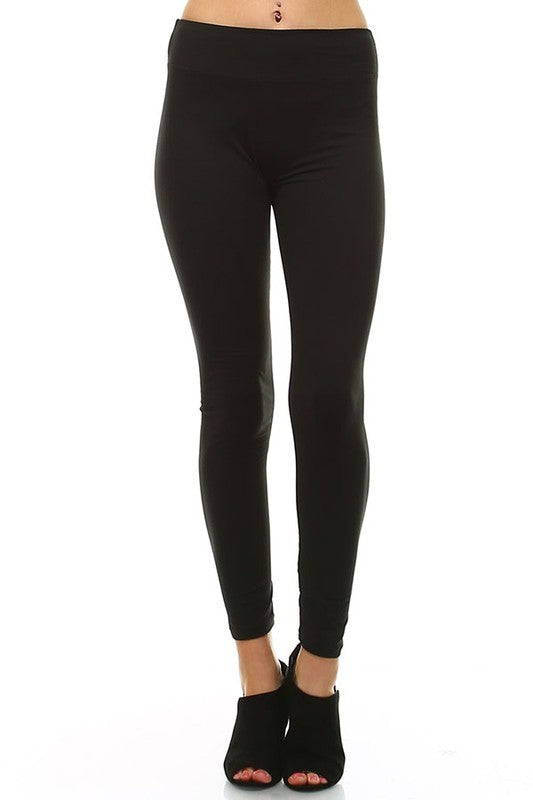 Solid leggings - Multiple colors available
