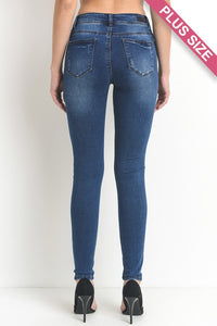 Skinny fit jeans - Curvy Girl