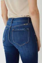 Load image into Gallery viewer, KanCan High Rise Hem Detail Super Skinny Jeans