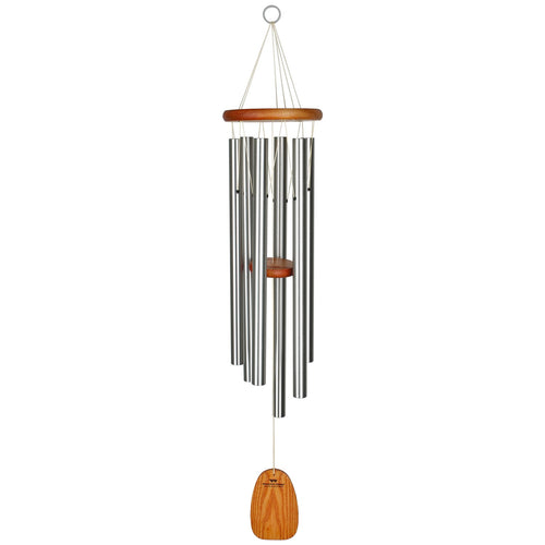 Amazing Grace Chime - Large Silver