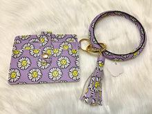 Load image into Gallery viewer, Wallet/Bracelet keyring combo - Assorted styles