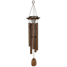 Load image into Gallery viewer, Moonlight Solar Chime - Bronze