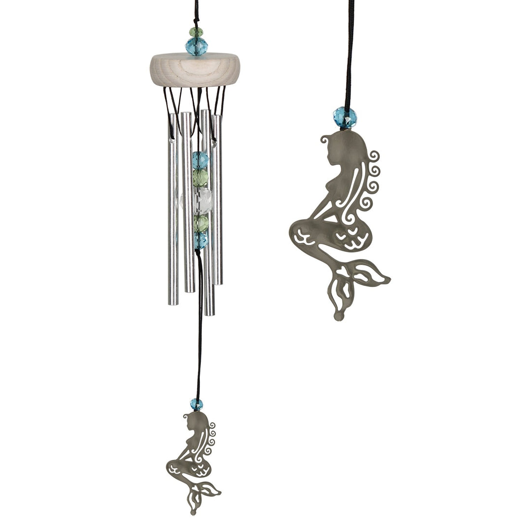 Fantasy Wind Chime - Mermaid