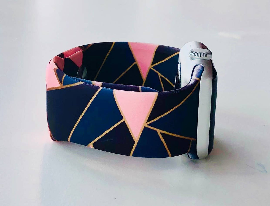 Geometric Apple Watch Band