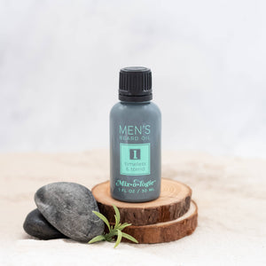 Mixologie - Beard Oil by Mixologie (I - Timeless & Torrid)