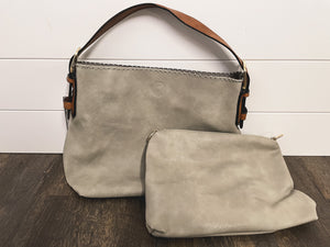 2 in 1 Conceal Carry Hobo Bag