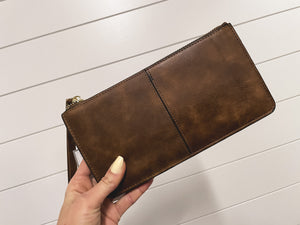 The Jackie Wallet/Wristlet