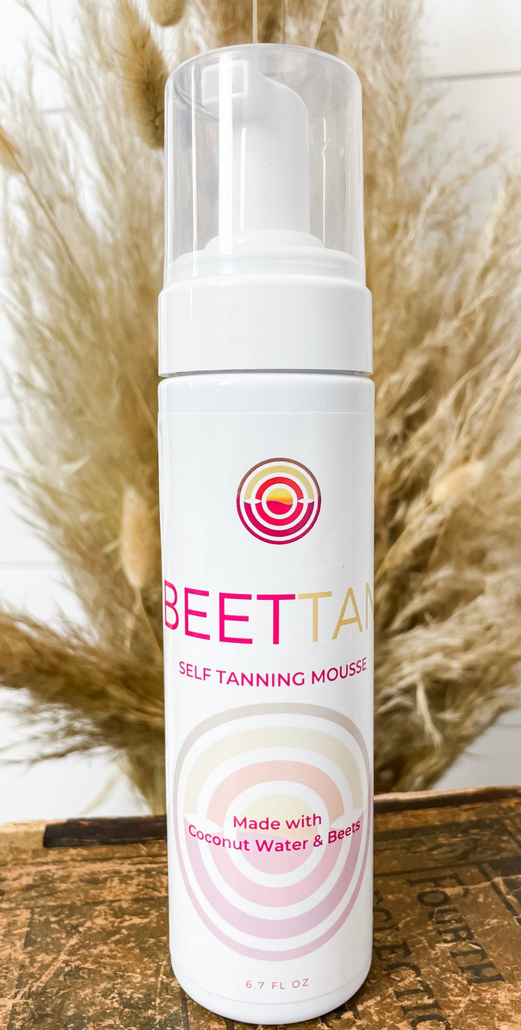 BEETTAN Self Tanning Mousse