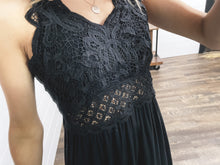 Load image into Gallery viewer, Lace top dress