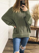 Load image into Gallery viewer, Dolman sweater