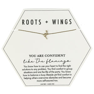 "ROOTS + WINGS ""Like a"" Collection"