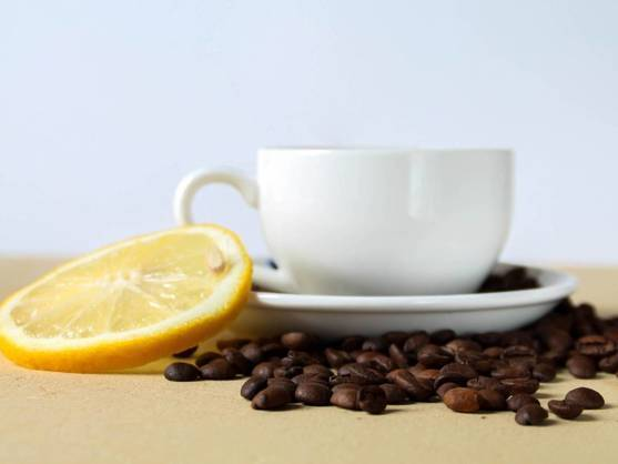 Coffee with Lemon May help your loose weight!