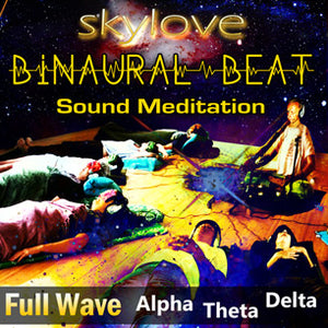 Binaural Beats with Didgeridoo