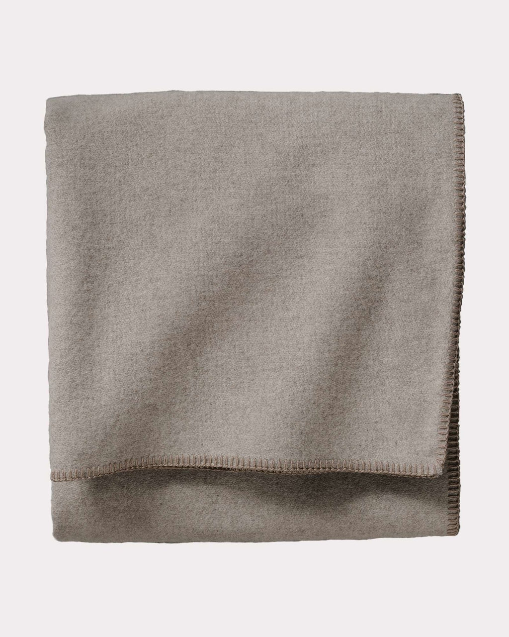 Eco-Wise Twin Blanket, Fawn Heather