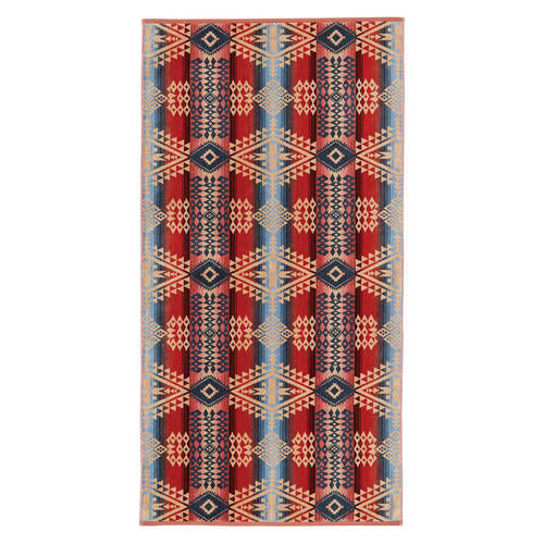 Jacquard Bath Towel, Canyonlands