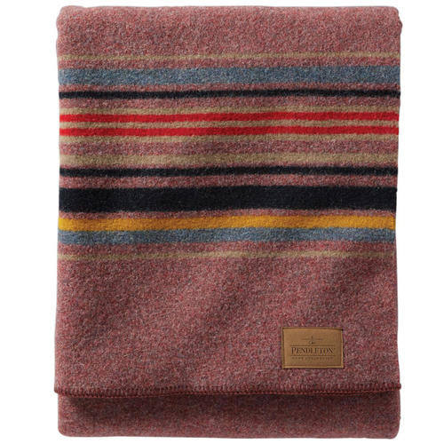 Yakima Twin Blanket - Red Mountain