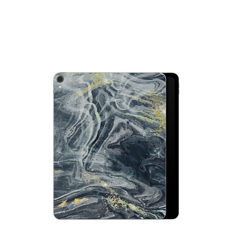 "APPLE IPAD PRO 12.9"" Marble Wave Gray"