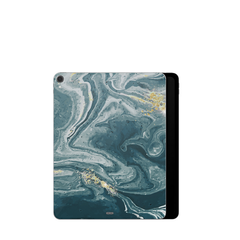 "APPLE IPAD PRO 12.9"" Marble Wave Blue"