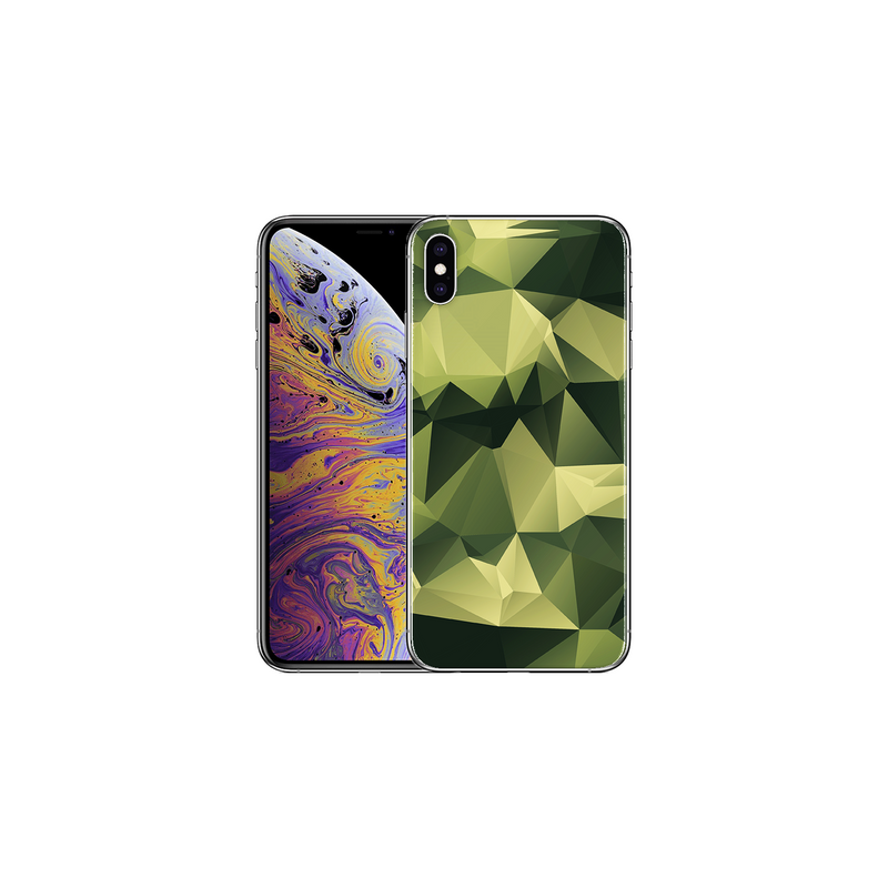 APPLE IPHONE XS MAX Camouflage Green