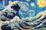 NINTENDO SWITCH Wave Starry NIght